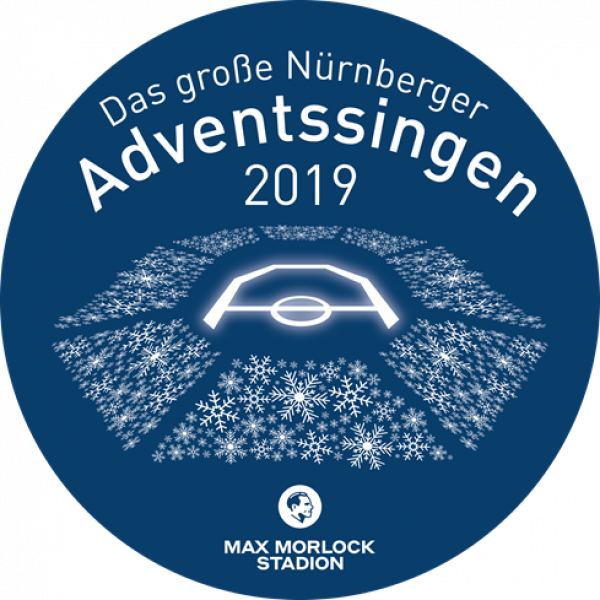 Logo Adventssingen 2019